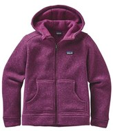 Patagonia Girl's 'Better Sweater' Hoodie