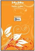 Dax 24-Inch x 36-Inch Black Poster Frame