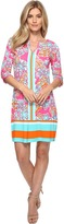 Hatley Peplum Sleeve Dress Women's Dress