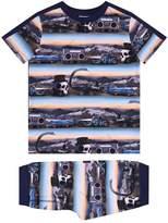 Molo Taro Wheel Horizon Pyjamas
