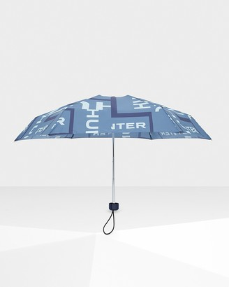 Hunter Original Mini Exploded Logo Compact Umbrella