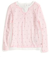 Tommy Hilfiger Layered Stars Top