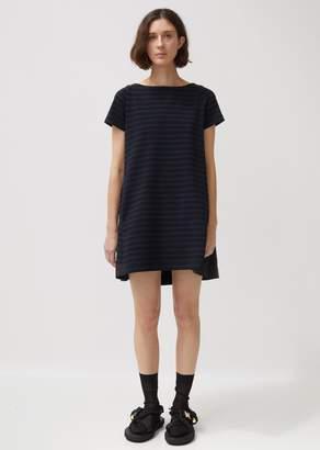 Sacai Dixie Stripe Cotton Dress