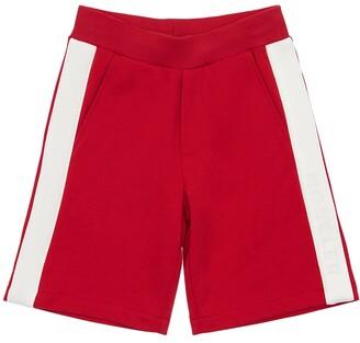 Moncler Cotton Sweatpants W/ Bands