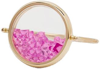 Aurélie Bidermann Chivor Ring Pink Sapphire/topaz