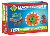 N. Magformers Magnets n' Motion Small Gear Set