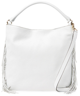 Rebecca Minkoff Clark Medium Fringe Leather Hobo