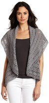 Pure Handknit Women's All You Need is Love Cocoon Vest