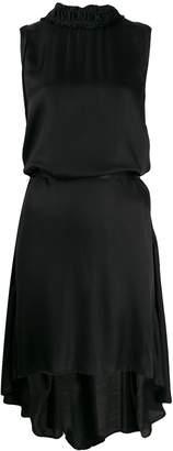 Ann Demeulemeester asymmetric hem dress