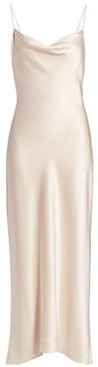 Alice + Olivia Harmony Slip Gown
