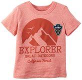 Carter's Boys 4-7 Outdoor Adventure Graphic Tee