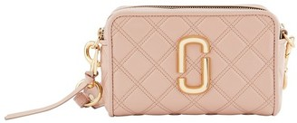MARC JACOBS, THE The Quilted Softshot 21 cross-body bag
