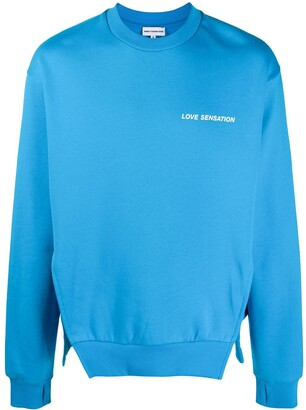 Honey Fucking Dijon Love Sensation Sweatshirt