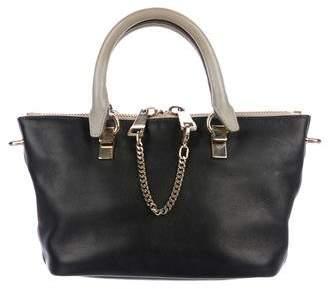 Chloé Colorblock Mini Baylee Bag