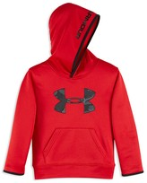 Under Armour Boys' Big Camo Logo Hoodie - Sizes 4-7
