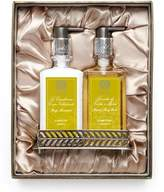 Antica Farmacista Grapefruit Hand Wash & Moisturizer Gift Set with Tray