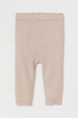 H&M Merino Wool Leggings