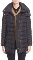 Burberry Women's 'Harrowden' Hooded Down Coat