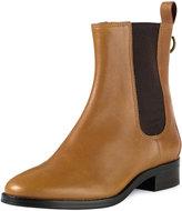 Cole Haan Evan Air Short Waterproof Leather Boot, Camello