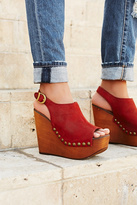 Jeffrey Campbell Womens OLIVIA WEDGE