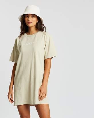 Traveller Merch Fit Tee Dress