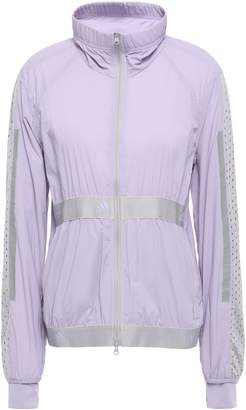 adidas by Stella McCartney Stretch And Mesh Jacket