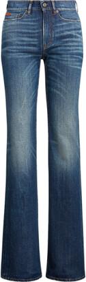 Ralph Lauren 173 Wide-Leg Jean