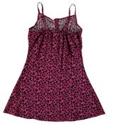 Lee Cooper Kids Strappy Woven Dress Junior Girls Patterned Summer Casual Top