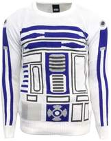 Star Wars Official R2-D2 Jumper / Sweater (Small)