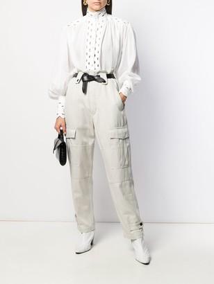 Etoile Isabel Marant straight utility trousers