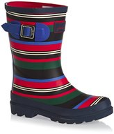 Joules Boys Printed Welly