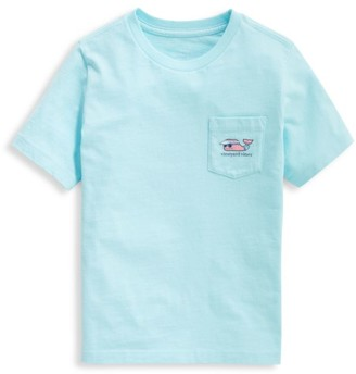 Vineyard Vines Little Boy's & Boy's Spring Break Whale T-Shirt