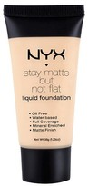 NYX Stay Matte Not Flat Foundation Ivory 1.18Fl Oz