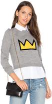 Alice + Olivia Nikia Crown Sweater