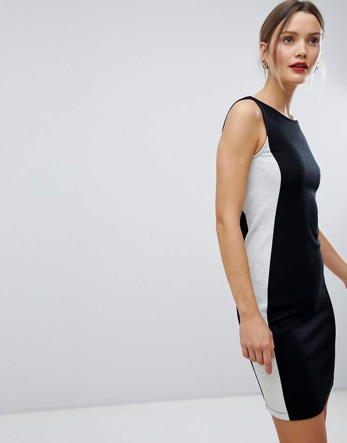 74140378896 French Connection Colour Block Dress - ShopStyle UK