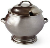Juliska Pewter Stoneware Soup Tureen