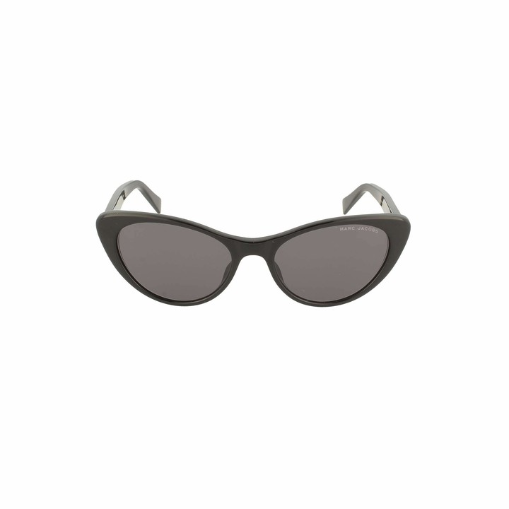 Thumbnail for your product : Marc Jacobs MARC 425/S 807 Black MARC 425/S Cats Eyes Sunglasses Lens Category 3 Size 53mm
