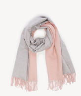 Sole Society Women's Over Reversible Scarf Camel Multi From