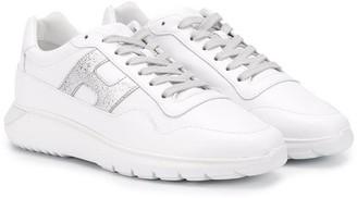 Hogan TEEN Interactive low-top sneakers