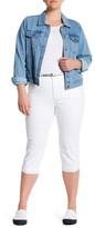 NYDJ Ariel Cropped Jean (Plus Size)