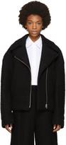 MM6 MAISON MARGIELA Black Casentino Jacket