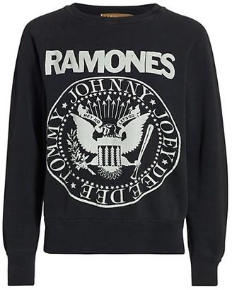 MadeWorn The Ramones Graphic Sweatshirt