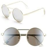 Le Specs 'Vertigo' 50mm Sunglasses