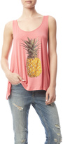 Triumph Pineapple Graphic Tank
