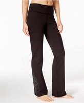 Gaiam Women's Nova Bootcut Pants
