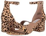 Steve Madden Irenee-L Heeled Sandal (Leopard) Women's Shoes