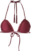 Vix braided detail bikini top - women - Polyamide/Spandex/Elastane - S