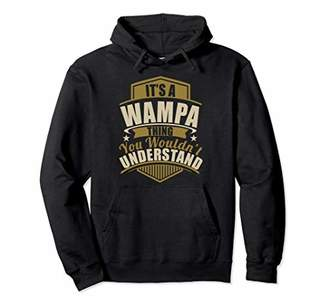 It's a WAMPA wouldn't Understand Xmas Grandpa Pullover Hoodie