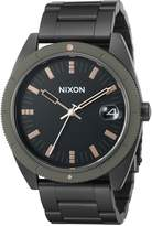 Nixon Men's A359-1530 Rover SSII Matte and Industrial Green Watch
