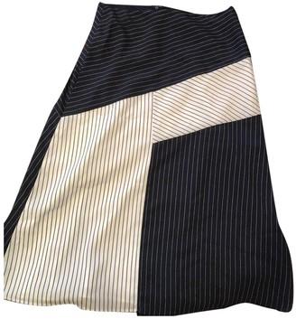 DKNY Navy Skirt for Women
